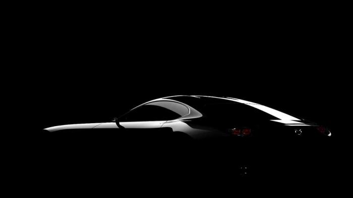 Sports Coupe Concept mazda