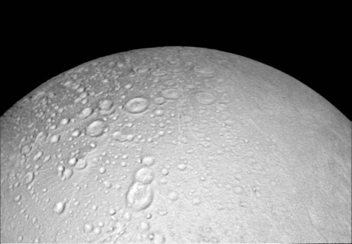 Енцелада північний полюс