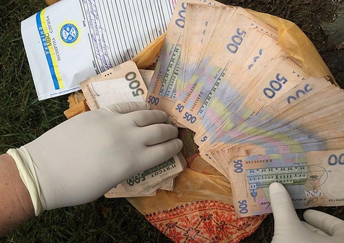 хабар 200 тисяч гривень