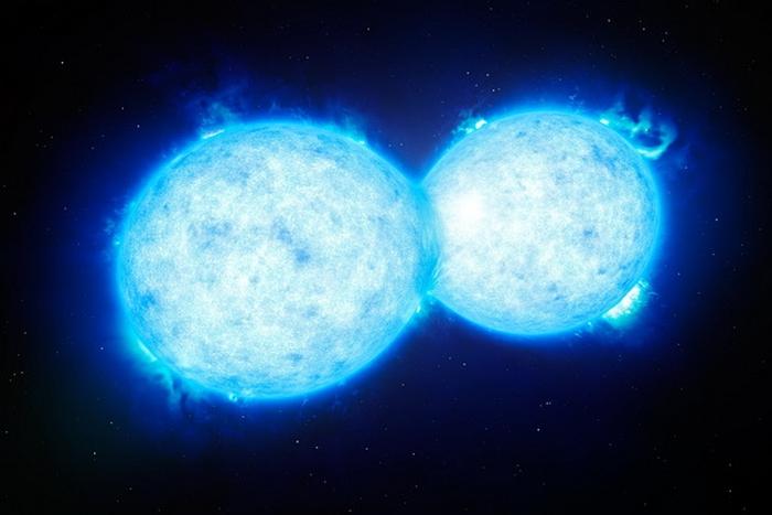 зірки VFTS 352