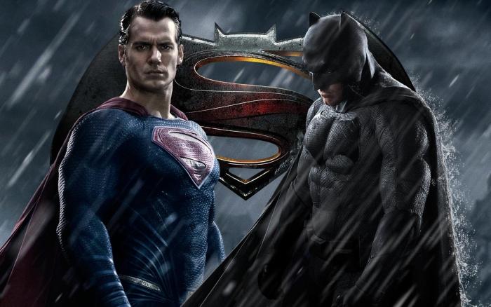 Бетмен проти Супермена