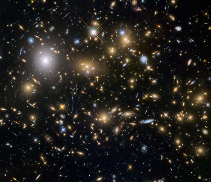Hubble край всесвіту