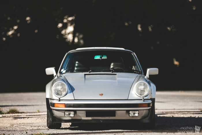 Porsche 930 1977 року