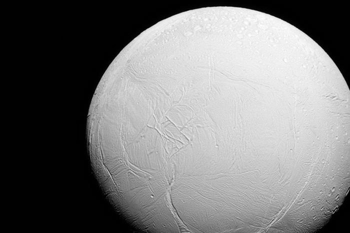 супутник сатурна енцелада