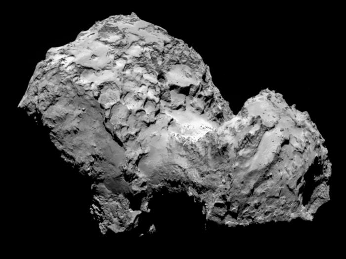 Чурюмова-Герасименко комета