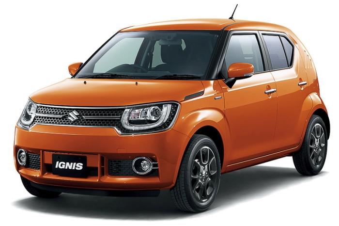 Suzuki Ignis 2016
