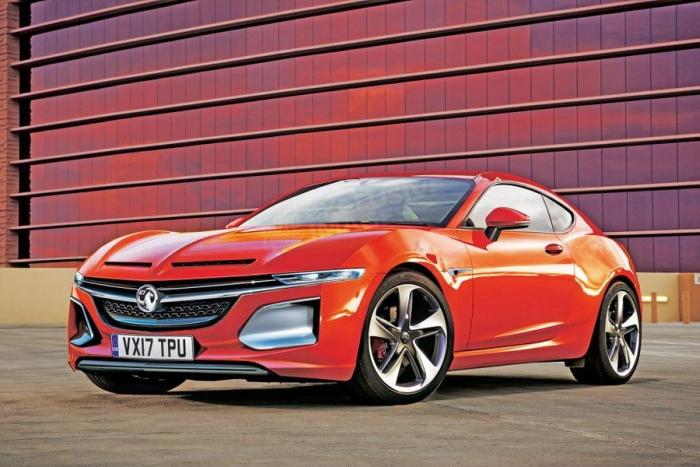 Opel GT 2017