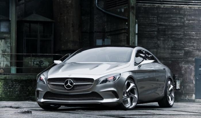 Mercedes-Benz концепт