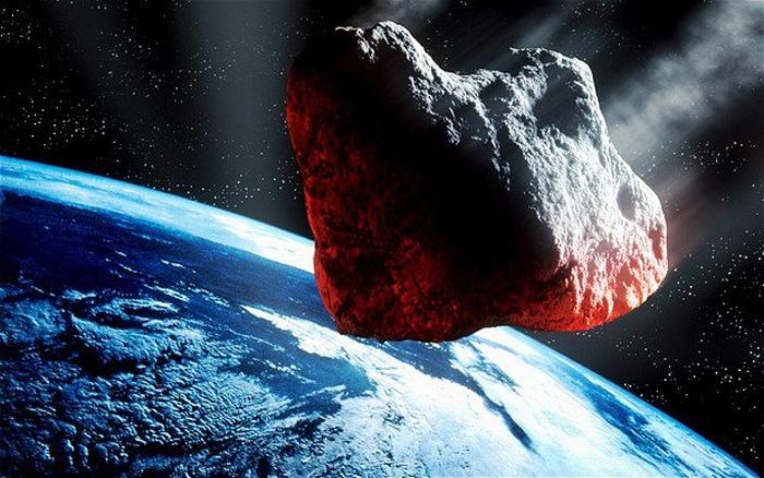 астероїд земля