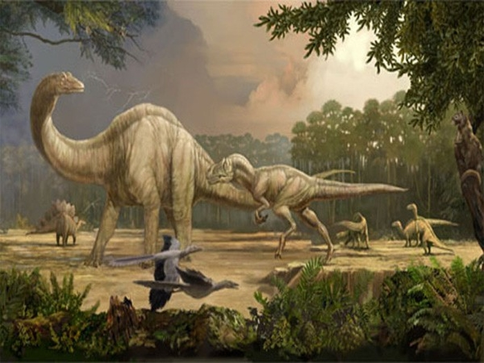 знищення динозаврів