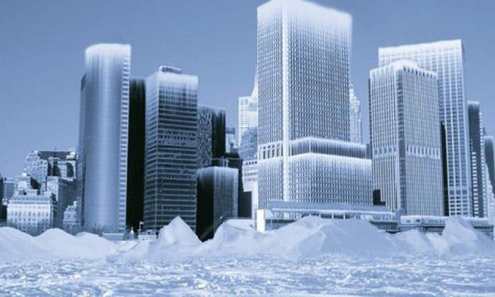 новий льодовиковий період