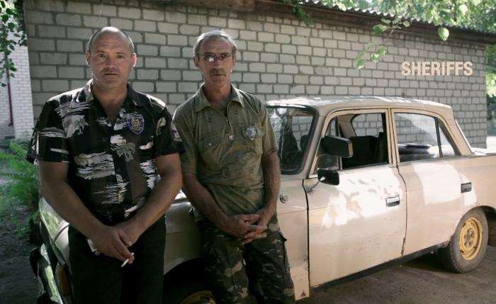 Українські шерифи документальний фільм