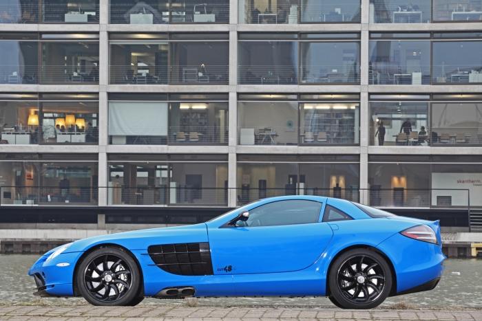Mercedes-AMG SLR
