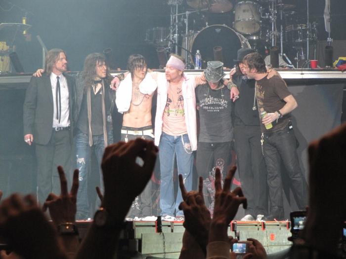 рок-гурт Guns N'Roses