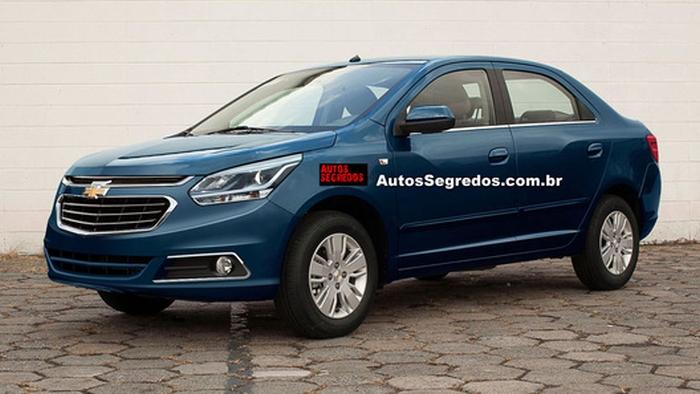 Chevrolet Cobalt 2016