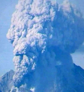 вулкан Жупановський