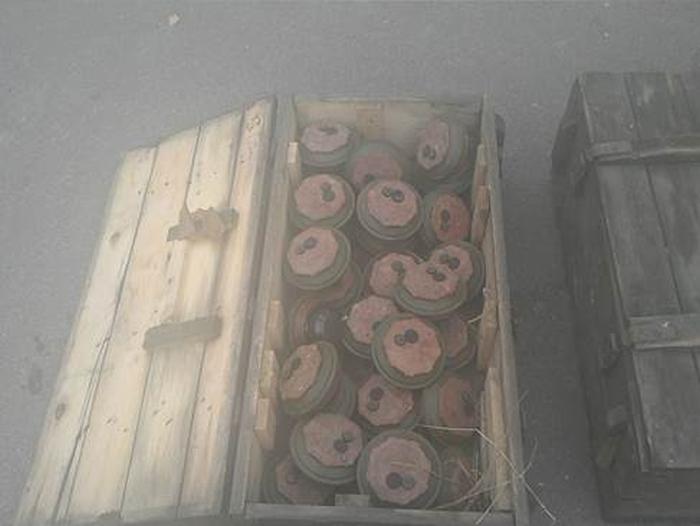 протитанкові міни