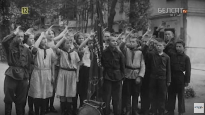 сталінські репресії дітей