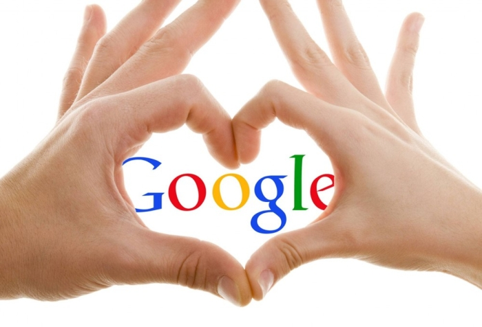 Google серце