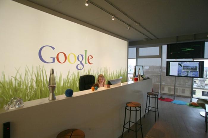 Google офіс у Санкт-Петербурзі