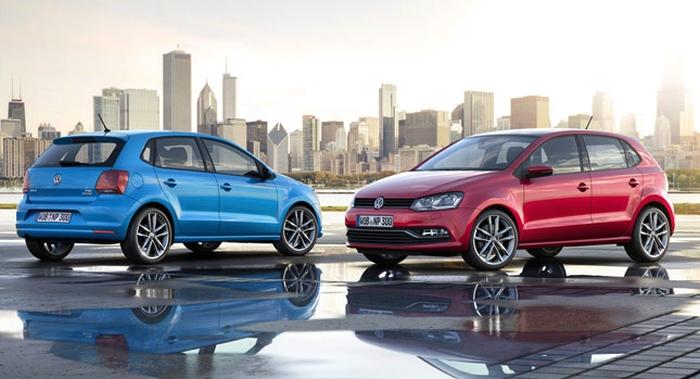 Volkswagen Golf i Polo