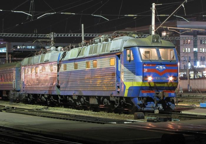 поїзд укрзалізниця