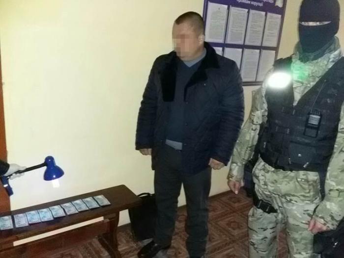 начальник ДСНС України в Кіровоградській області хабар