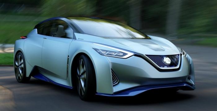 Nissan концепт