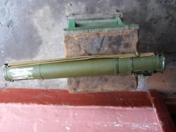 зброя із зони ато