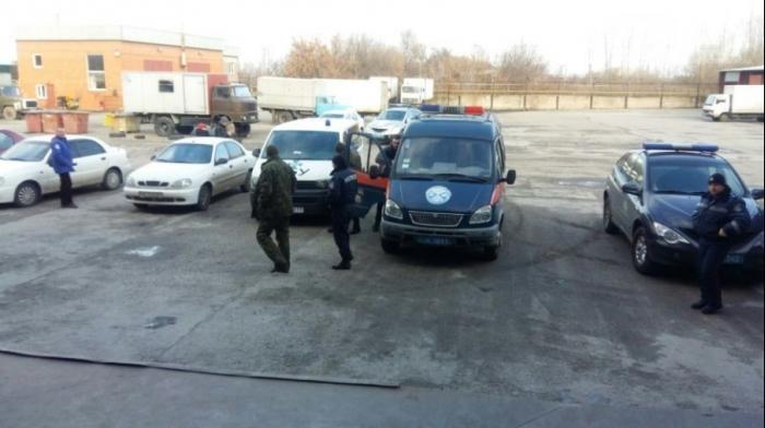 вибух на новій пошті дніпропетровськ