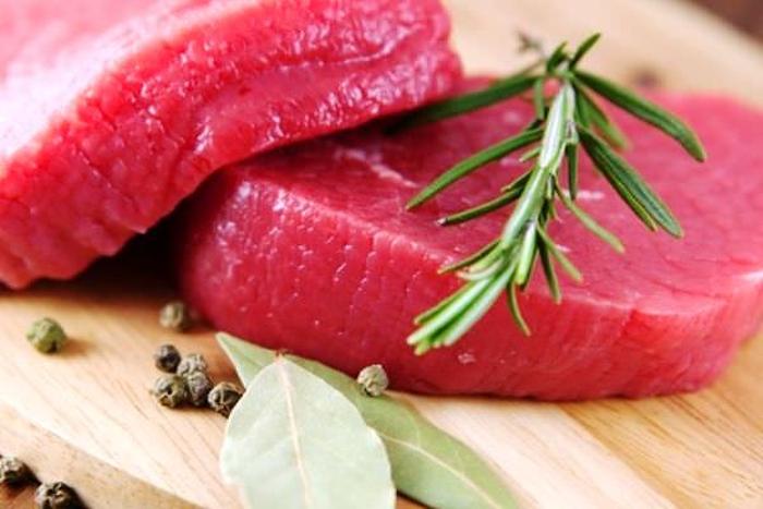 черврне м'ясо