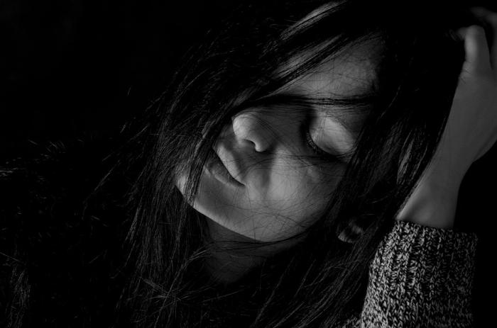 депресія жінка