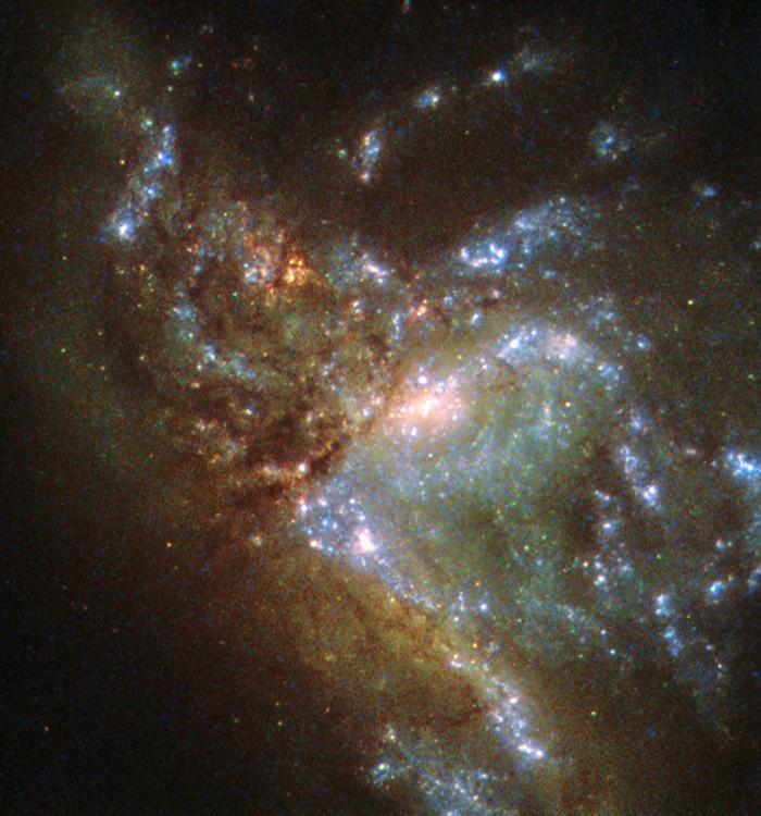 злиття галактик PGC 200329 і PGC 57039