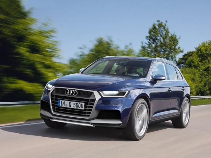 Audi Q5 концепт
