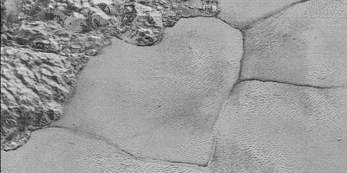 New Horizons знімок плутона