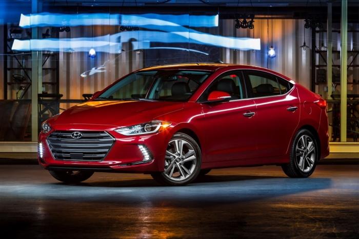 Hyundai Elantra для північної америки