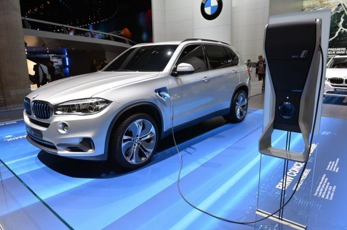 BMW SUV X5 PHEV