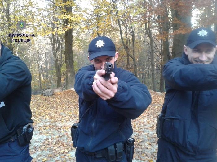патрульна поліція львів