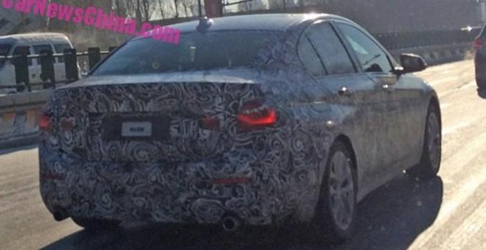 BMW 1-Series на тестах