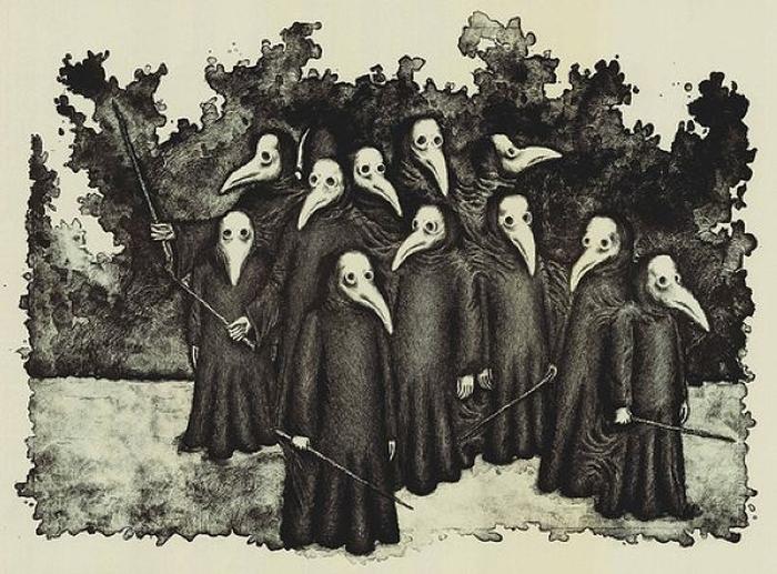 чума XIV століття