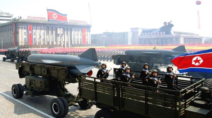 КНДР армія парад