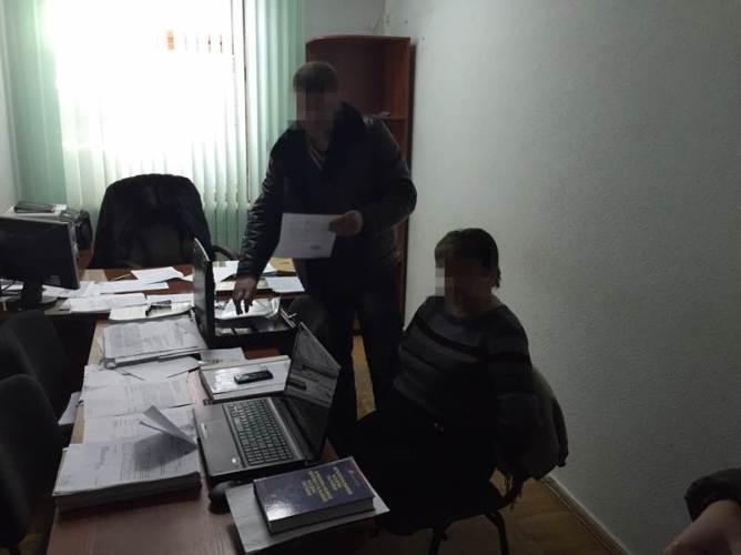 затримано прокурора у кіровоградській області