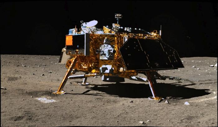 Зонд Chang'e 4
