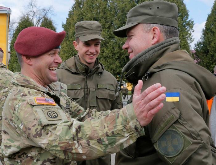 сша надали україні допомогу