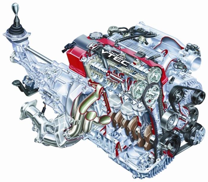 Honda мотор