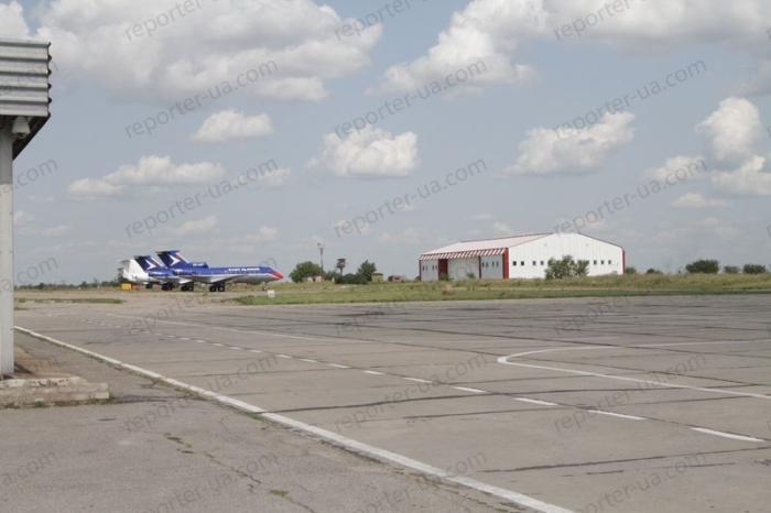 аеродром запоріжжя