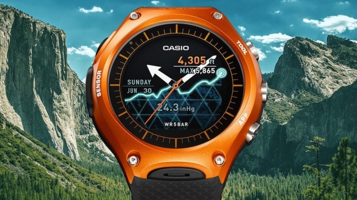 CASIO G-Shock - WSD-F10