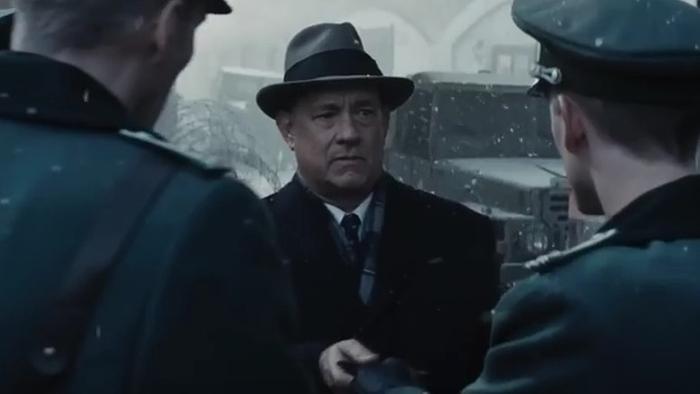 кадр з фільму / «Шпигунський міст»