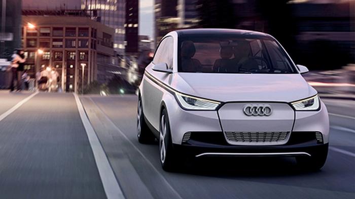 Audi міський автомобіль