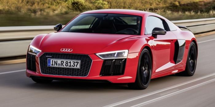 Audi R8 V10 - 2016